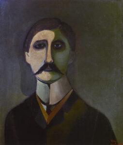 Marcel Proust, 1950 grand format