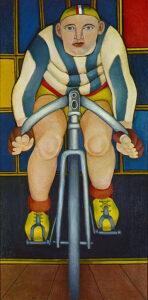 Cyclist, 1951