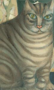 Cat, 1952 grand format