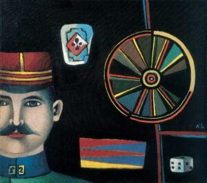 The Gambler, 1952 grand format