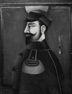 Profile (The General), 1955
