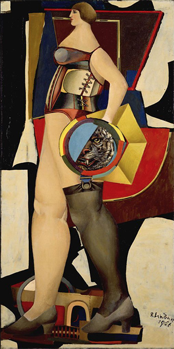 Circus Woman, 1956