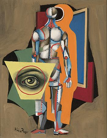 Untitled Spencer, 1956
