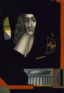 Benedict Spinoza, Ethics, 1677, 1956 grand format