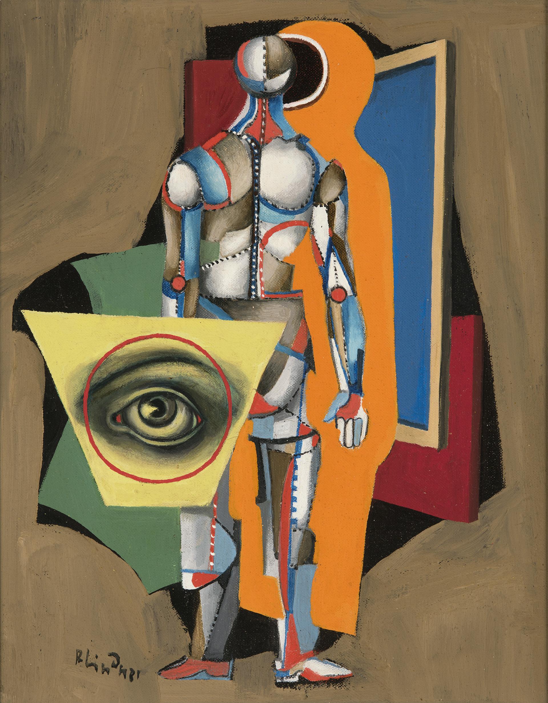 Untitled Spencer, 1956 grand format
