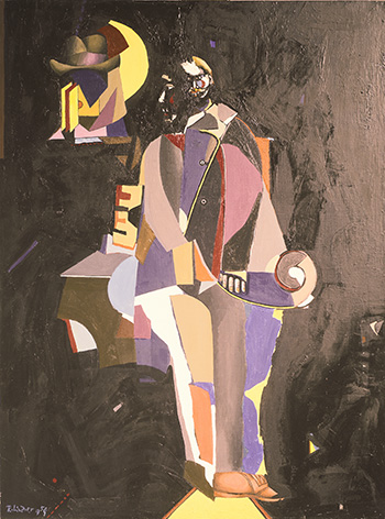 Night Actor, 1959-60