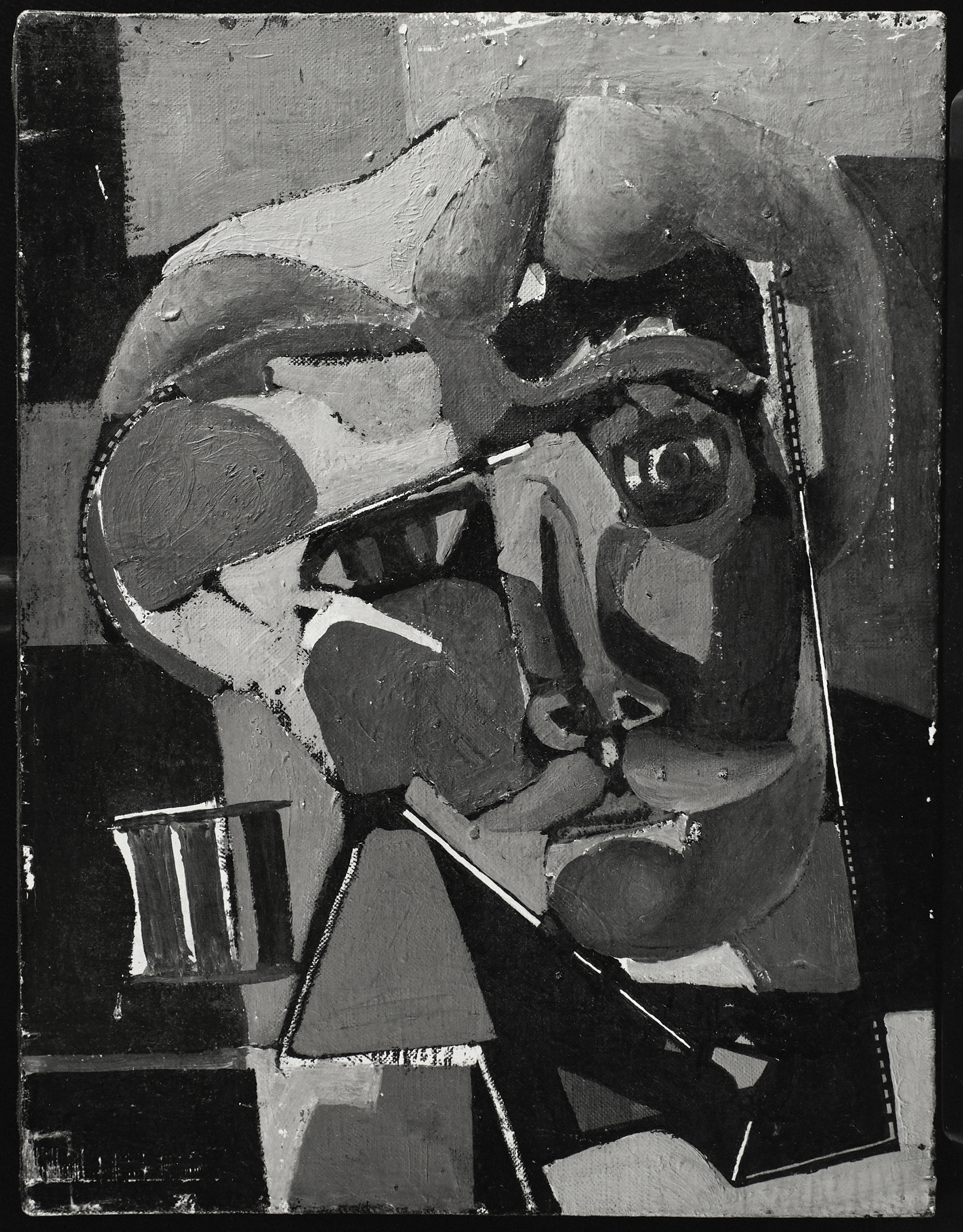 Face, 1959-60 grand format
