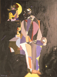 Night Actor, 1959-60 grand format
