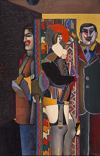 Solitary III, 1959-62