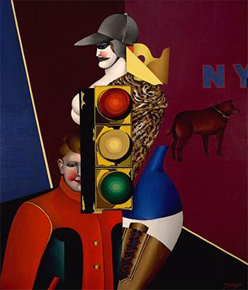 New York City IV, 1964