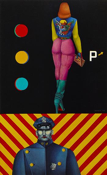 One Way, 1964