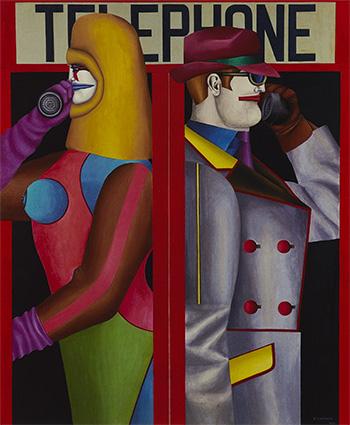 Telephone, 1966