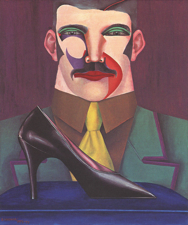 The Shoe, 1975-77 grand format