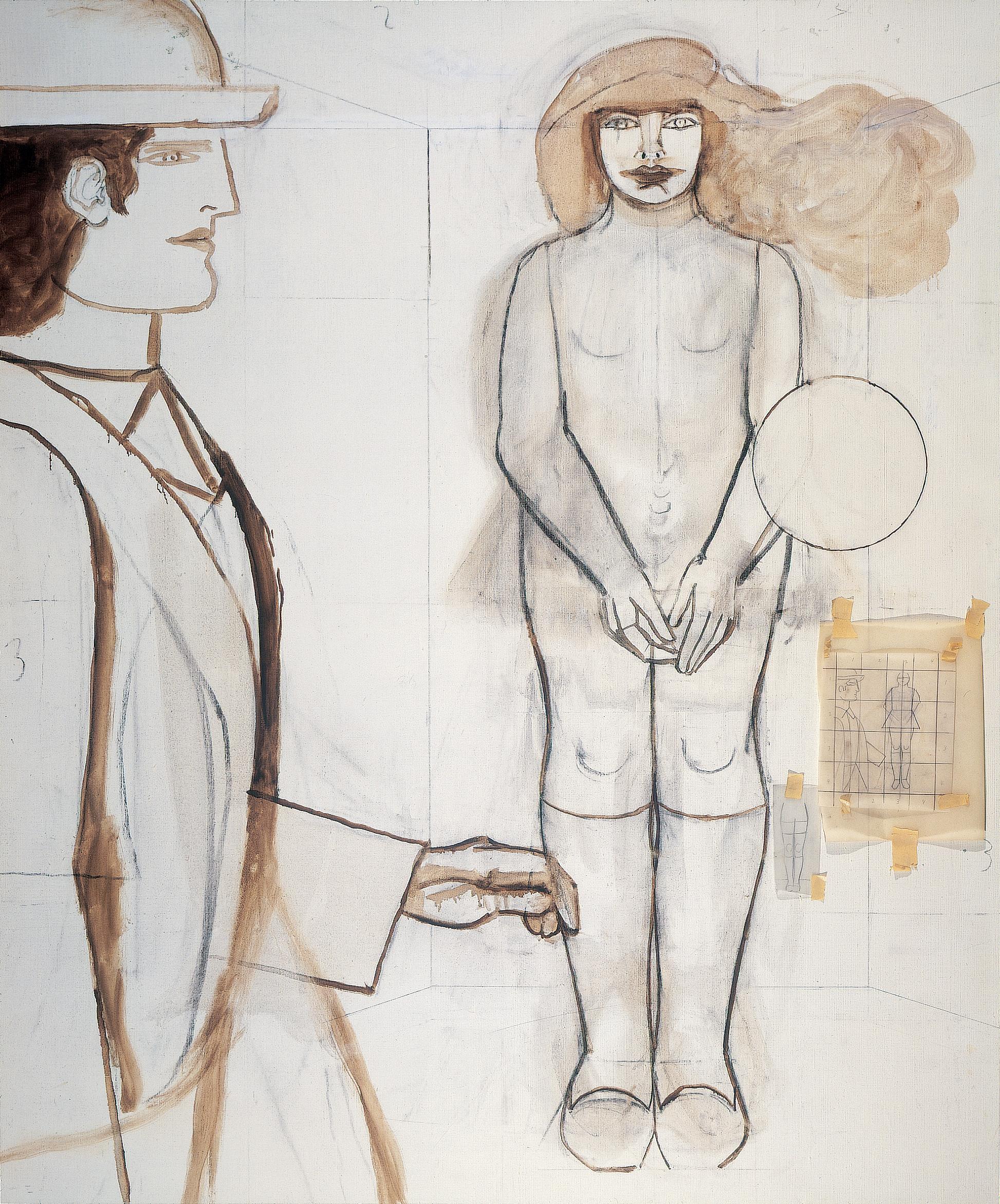 Untitled (last work), 1978 grand format