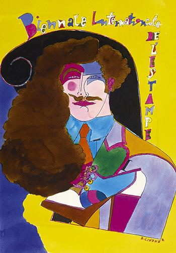 Biennale Internationale de l'Estampe, 1972 01