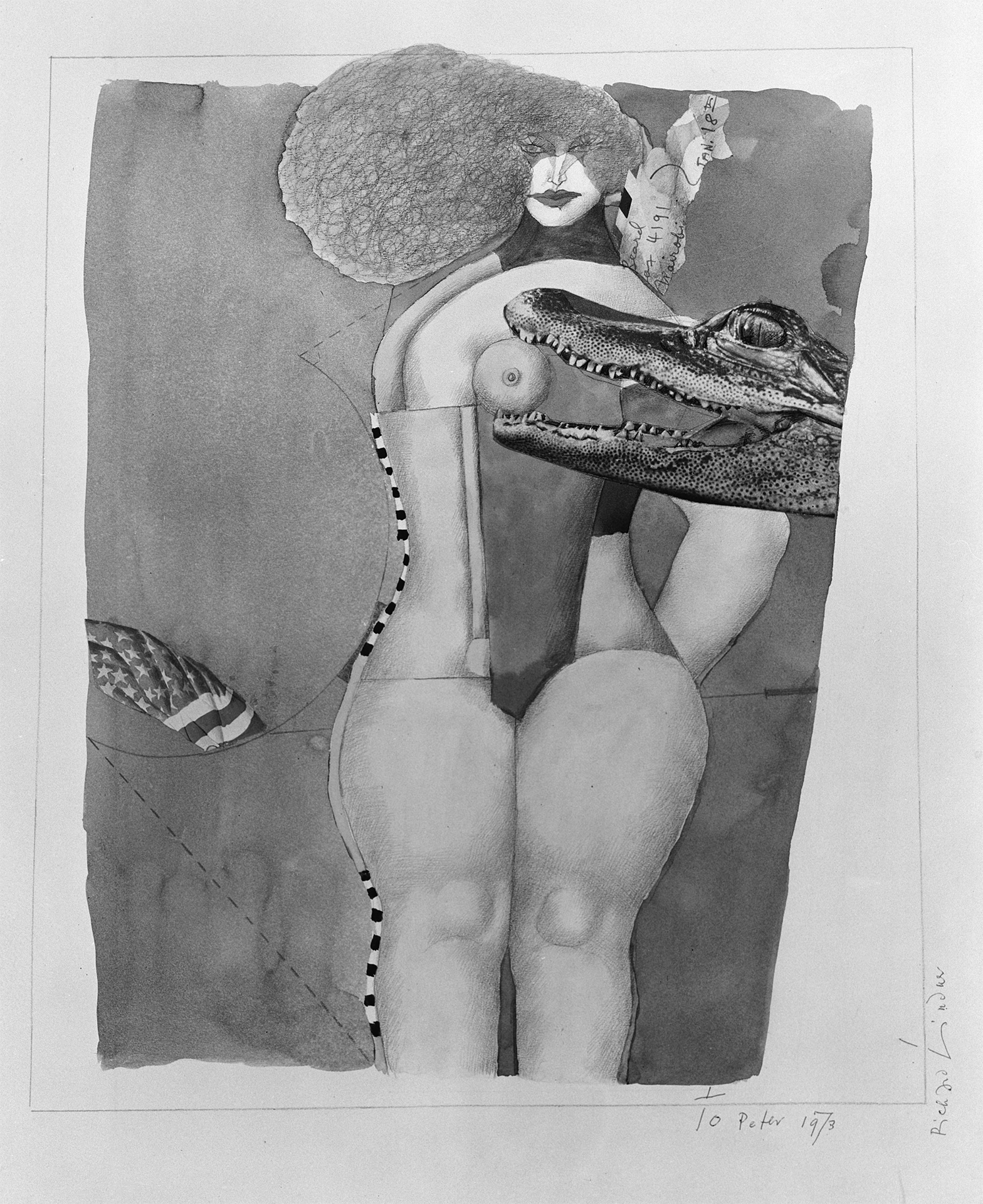 Untitled, 1973 grand format 02