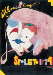 Spoleto (Alban Berg), 1974 grand format