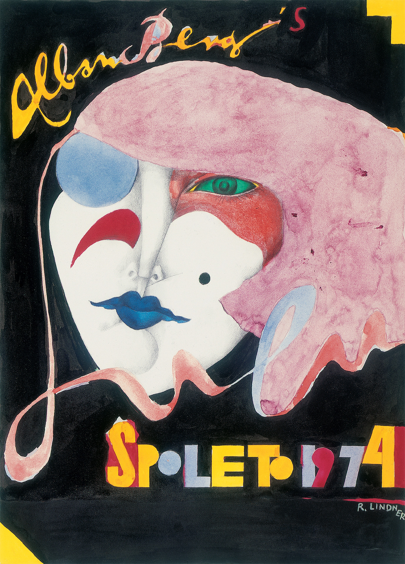 Spoleto (Alban Berg), 1974 grand format
