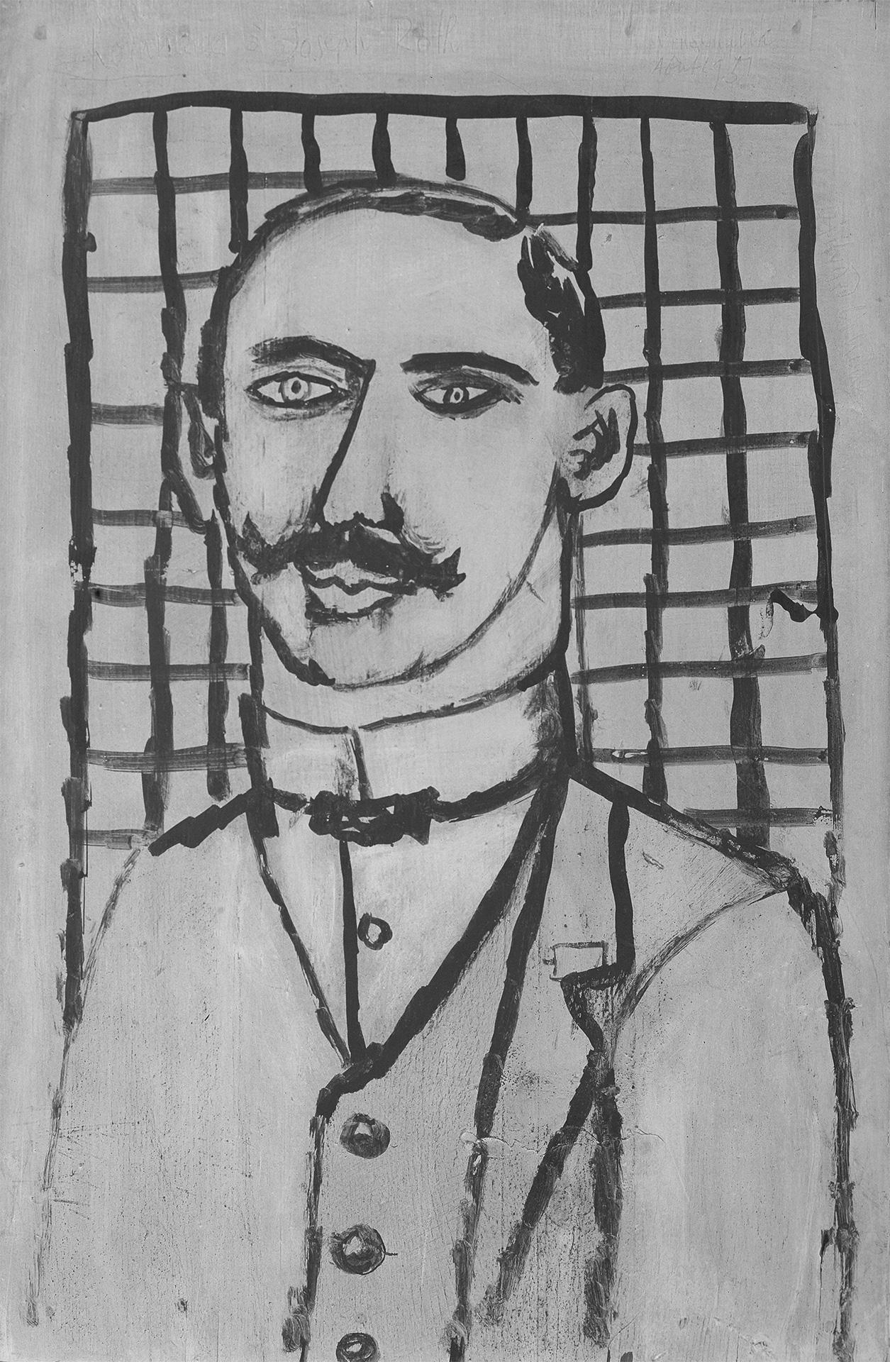 Portrait Joseph Roth, 1951