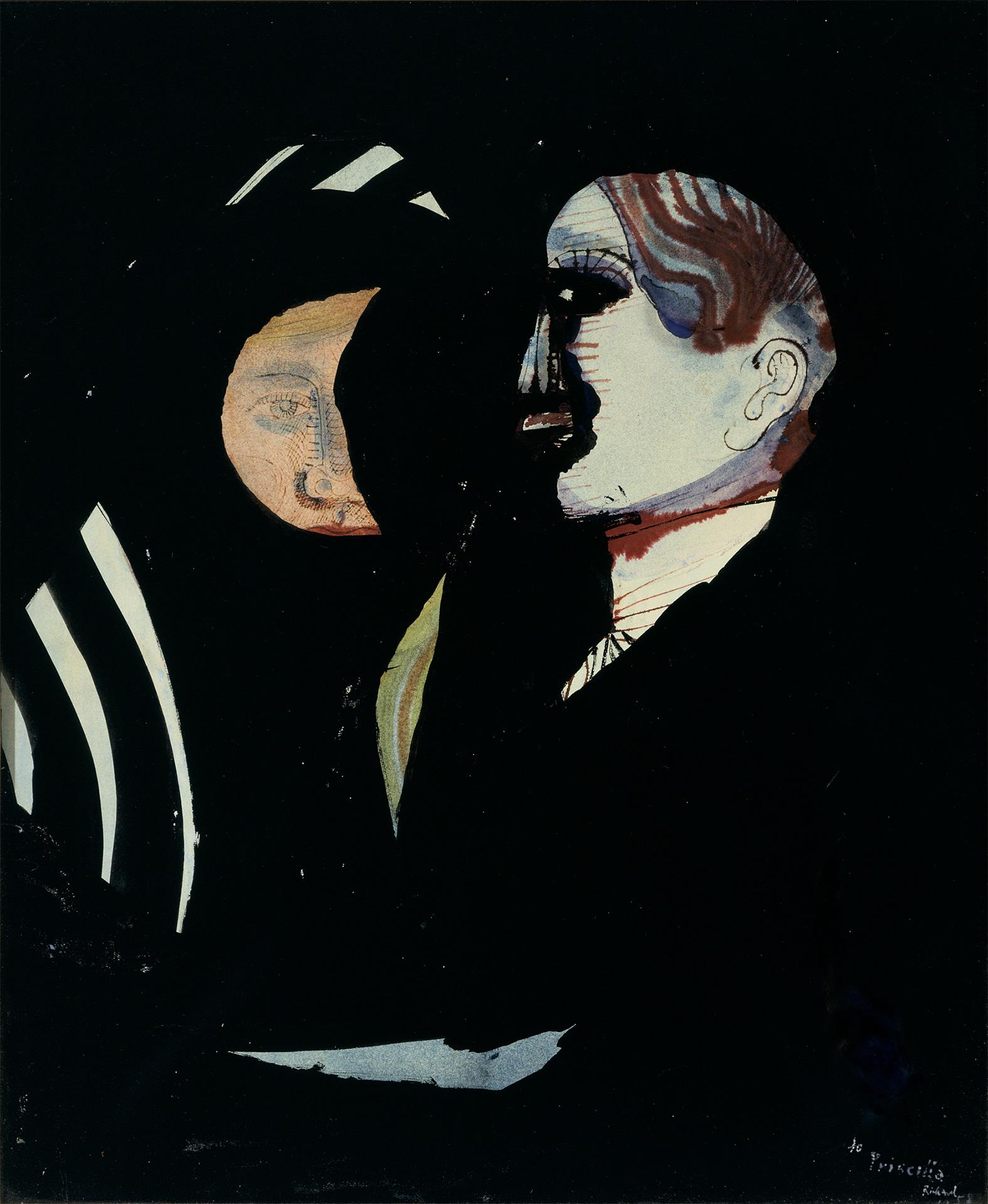 Untitled (To Priscilla), 1958