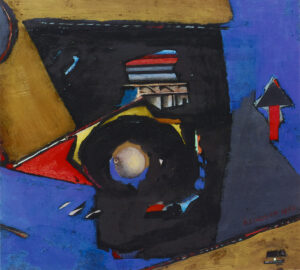 Abstract Composition, 1962