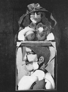 Couple (Untitled), 1962