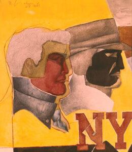 Profiles N. Y., 1963