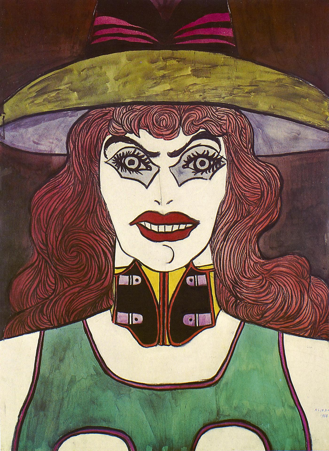 Woman, 1964