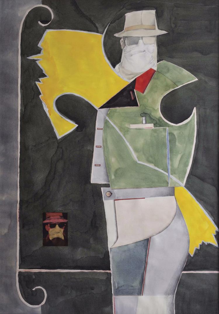 Masked Man, 1968