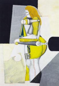 Woman, 1968