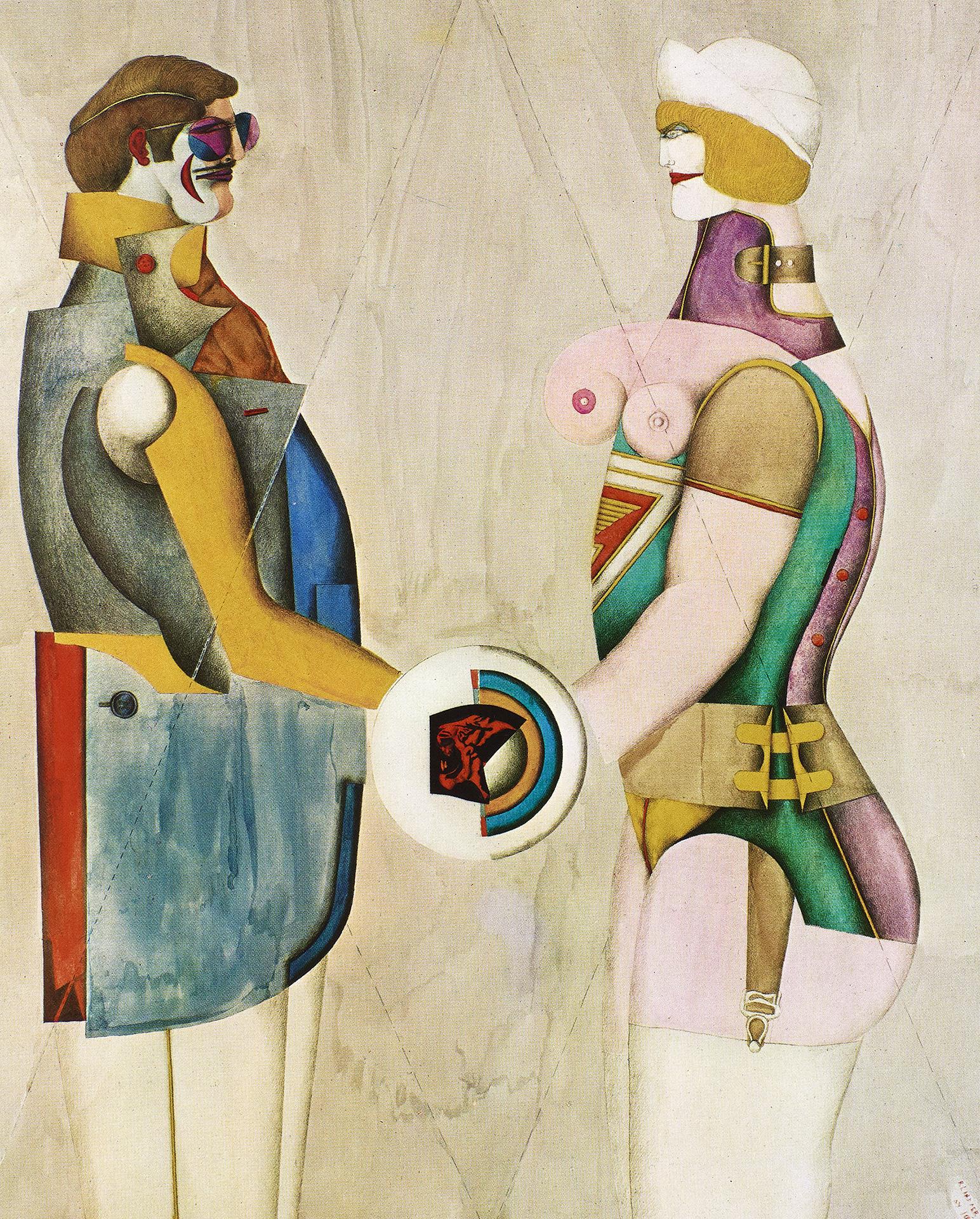 Couple, 1969