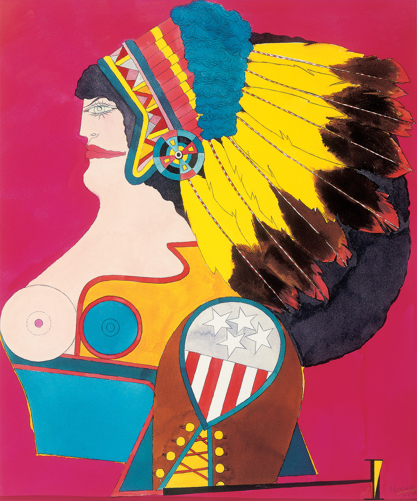 Miss American Indian, 1969