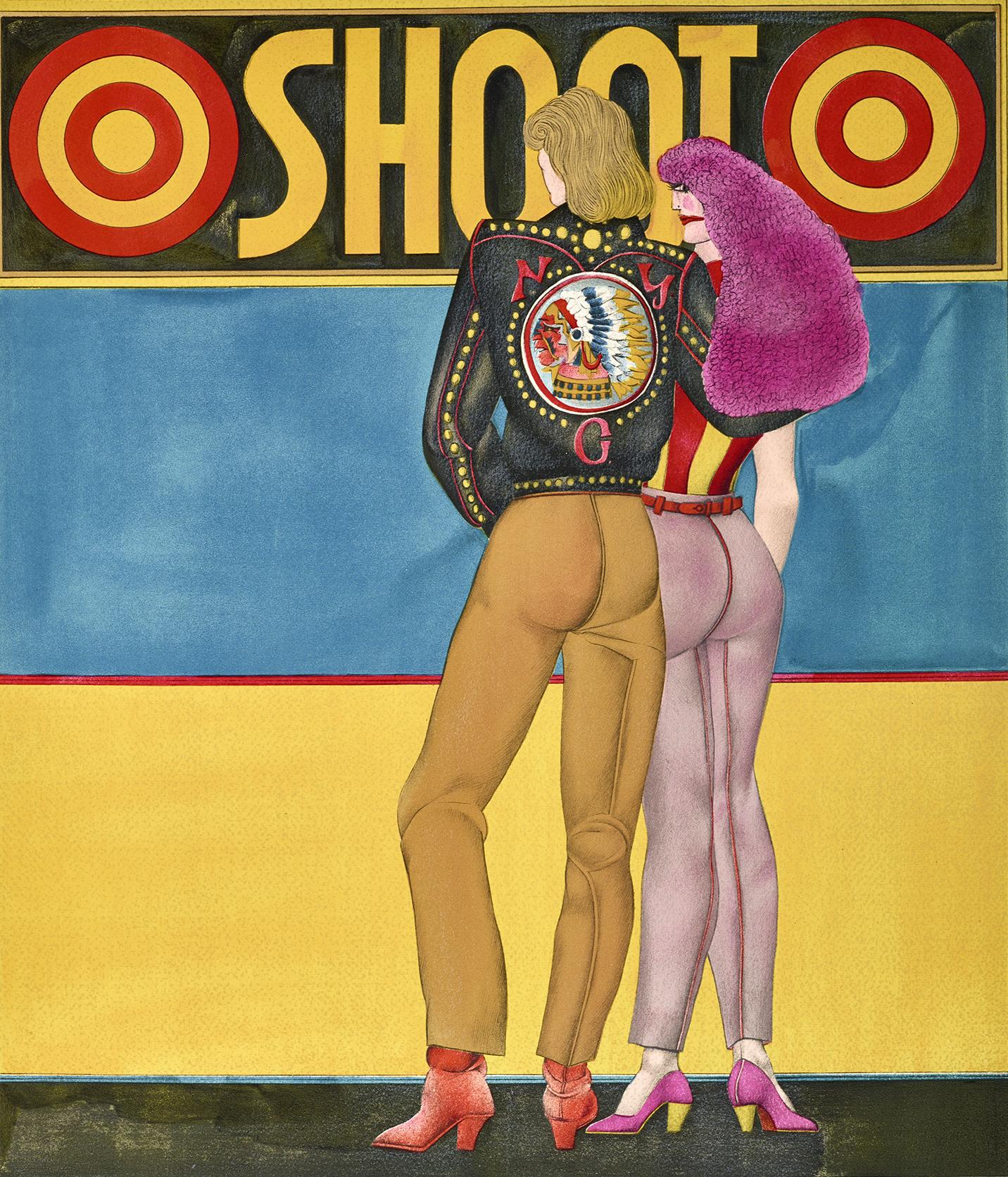 Shoot, 1969