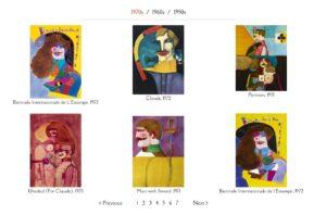 Watercolors 1970 01