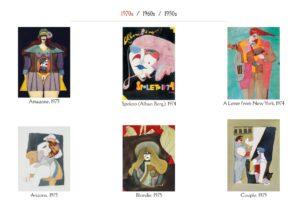 Watercolors 1970 04