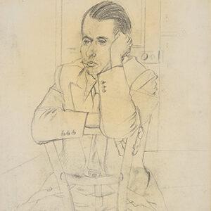 Portrait d'Homme, 1938