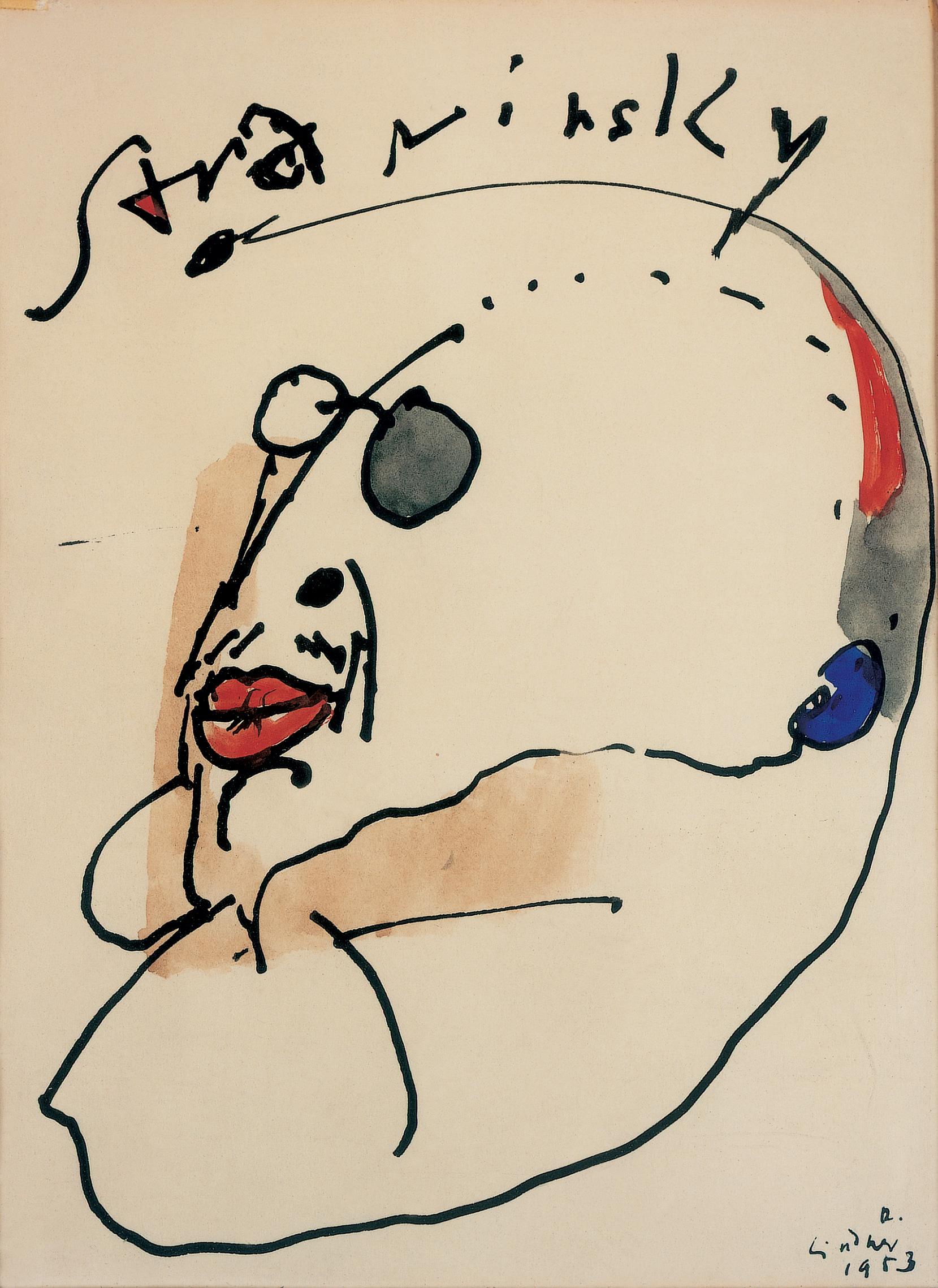 Stravinsky Festival, 1952-53