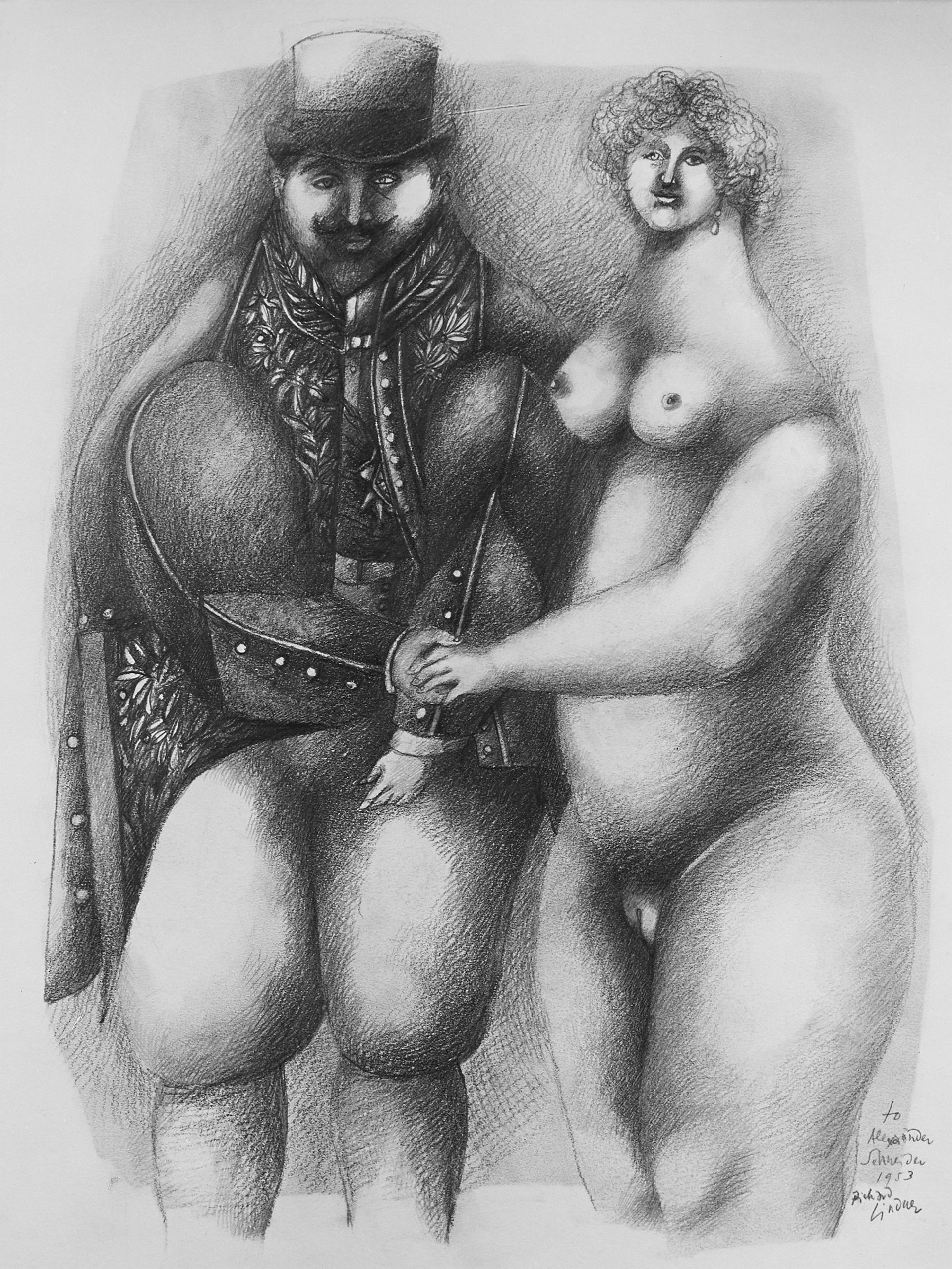 A Couple, 1953