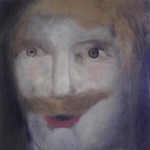 Man with Moustache, 1960