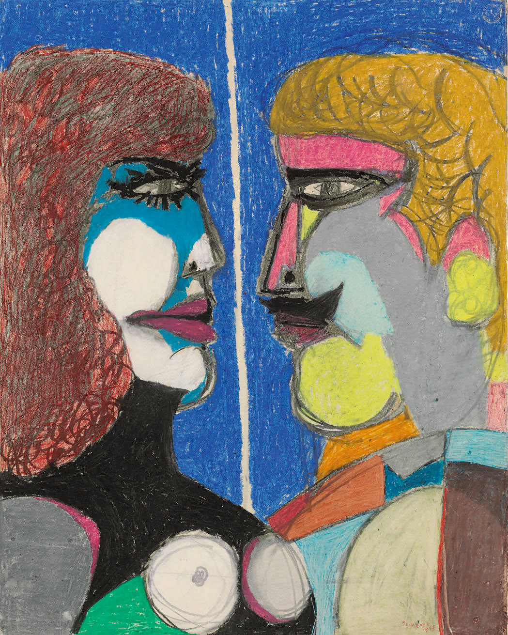 The Couple, 1963