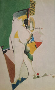 Guarded Woman (September), 1963