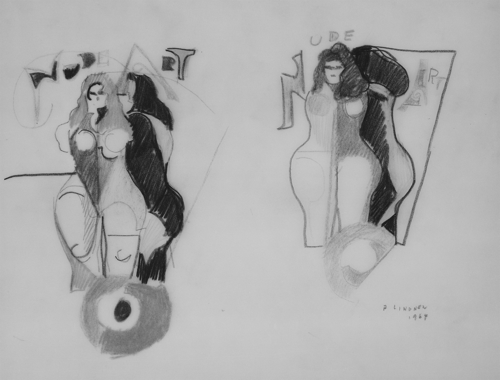 Nude in Art , 1964