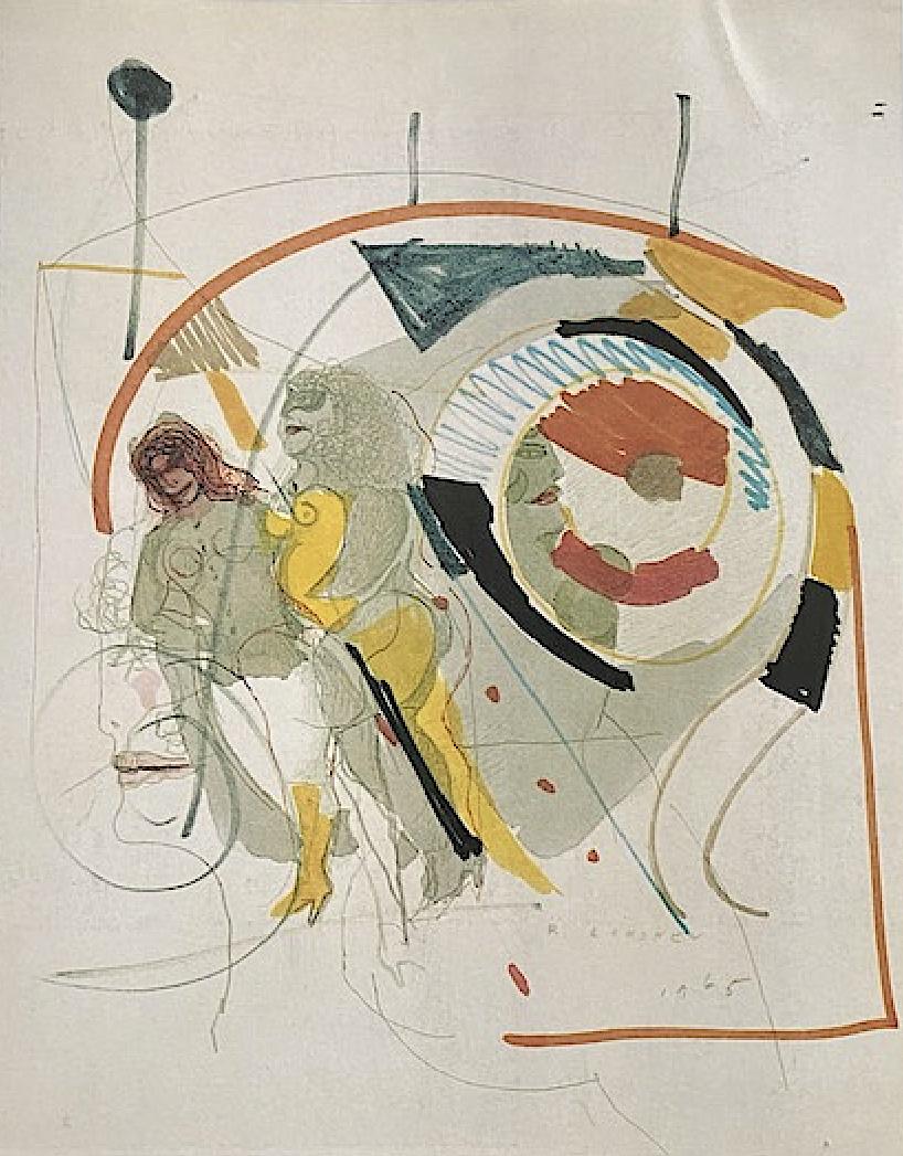 Sketch, 1965