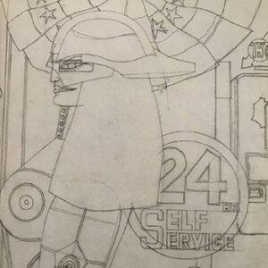 24 Hours Self Service, 1968