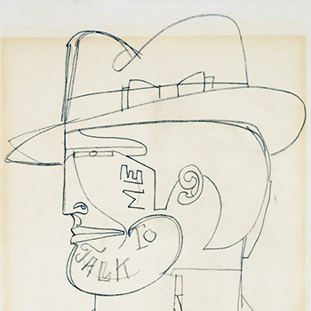 Talk to Me (Untitled III), 1969
