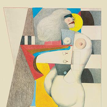 Nude, 1977