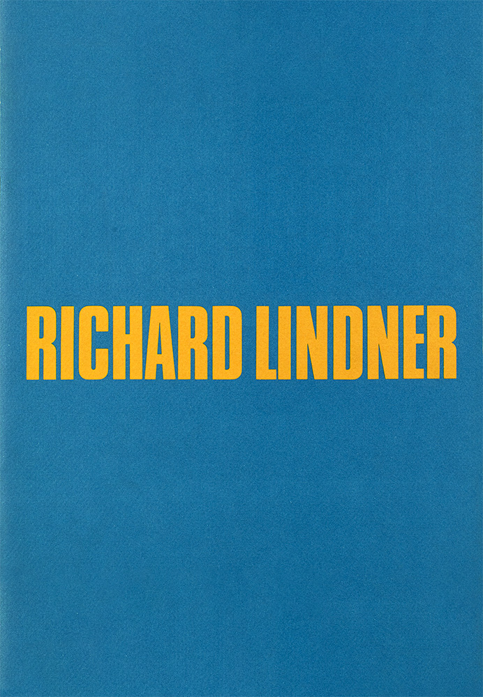 publications 21 08 - 09 cover 01 richard lindner