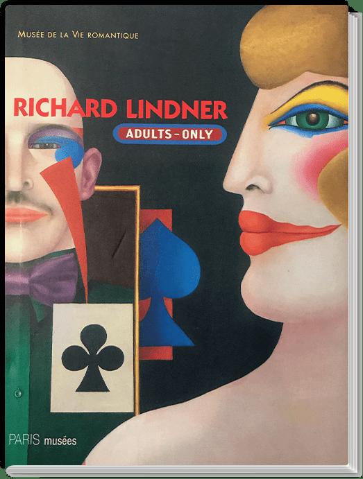 cover eduardo arroyo richard lindner Adults-Only, Paris musées