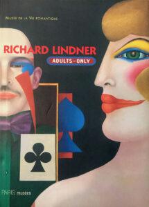 cover daniel marchesseau richard lindner Adults-Only, Paris musées