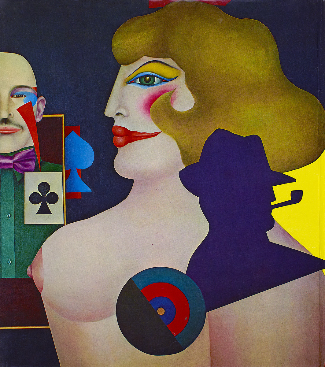 Hilton Kramer richard lindner